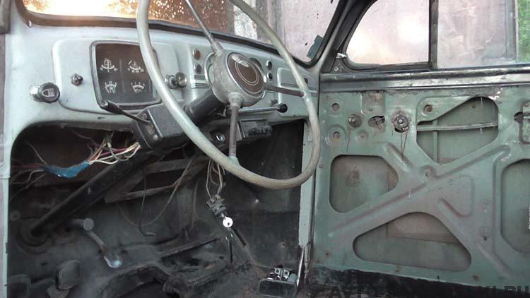 реставрация ретро авто