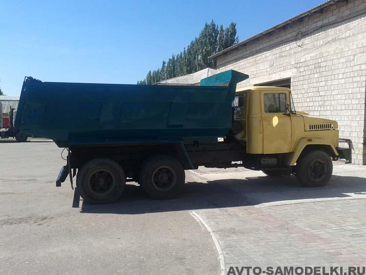 восстановление КрАЗ 6510