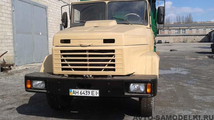 КрАЗ 6510 фото