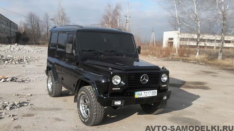 тюнинг автомобиля УАЗ