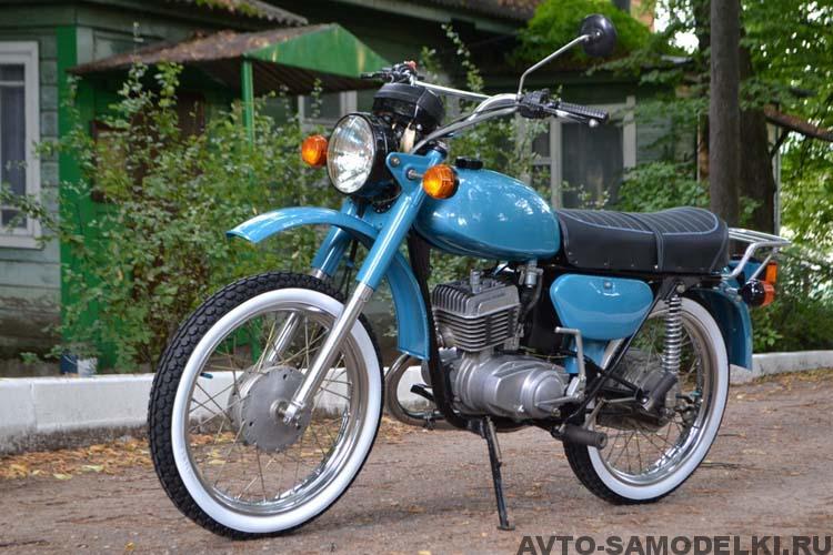 реставрация мотоцикла Минск