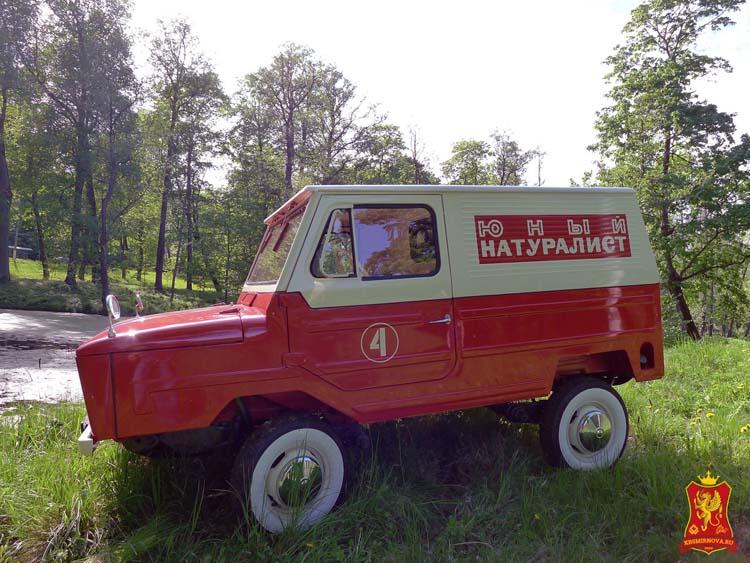 ЛуАЗ-969 реставрация